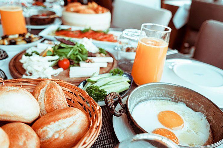 Fit zajtrk